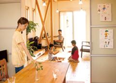 自然素材と趣味の空間、 家族の「好き」を丸ごと実現!