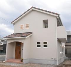 【予約制】南欧風のかわいらしいお家完成物件見学会【清水町】