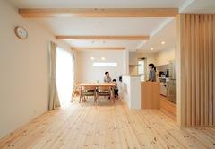 建築家と工務店がコラボした かっこよくて暮らしやすい家