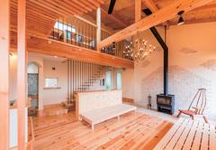 女性建築士の感性が光る自然素材づかいやデザイン