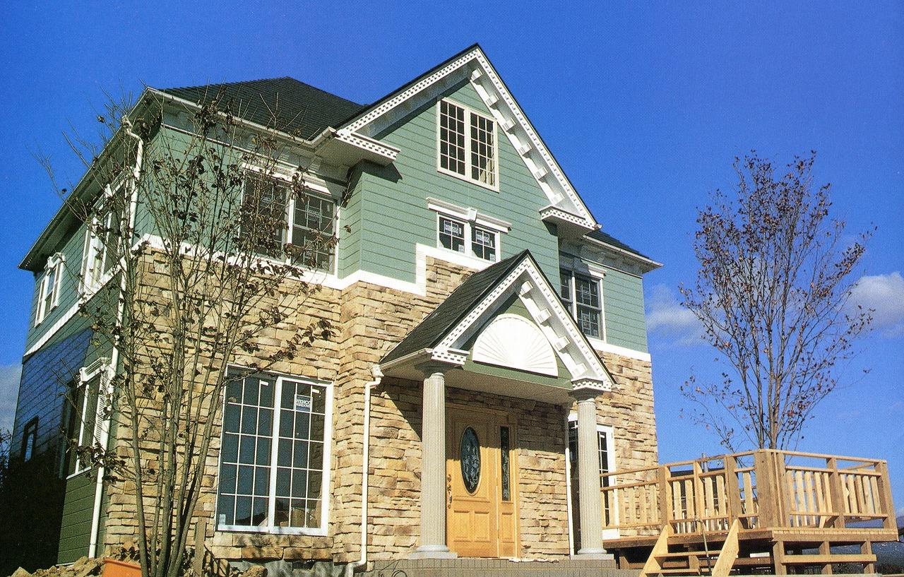 【Vol.2:RICHMOND】北米生まれの輸入住宅ご紹介