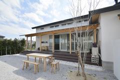 新和風自然素材の家 オーナー様宅見学会