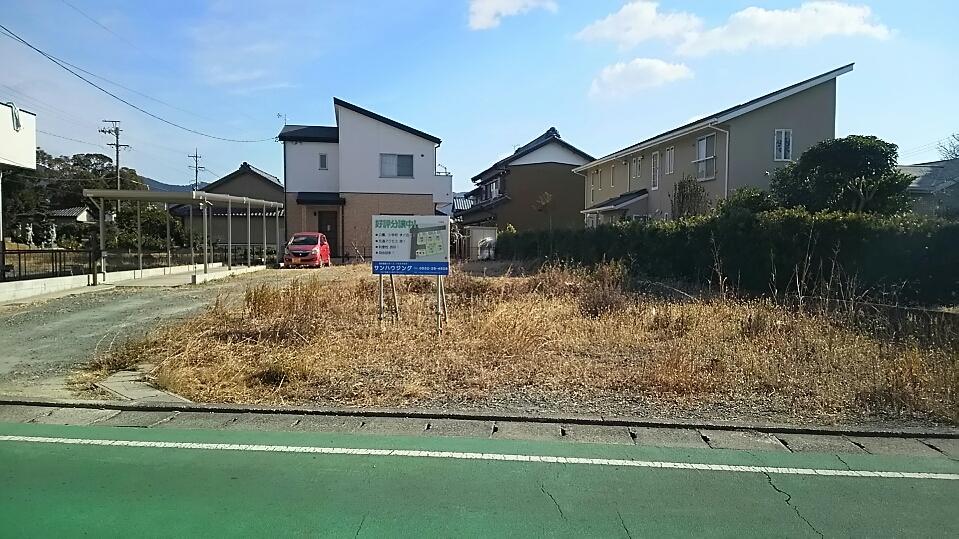 【豊橋東岩田】分譲地!暮らしやすさと心地よさが揃う街