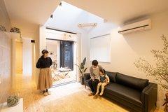 【見学・現地販売会】ソトとゆるやかに繋がるコートハウス