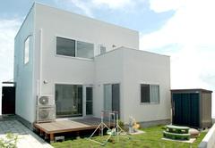 進化を遂げたシンプルモダン「ZERO CUBE」 立方体が連なった家
