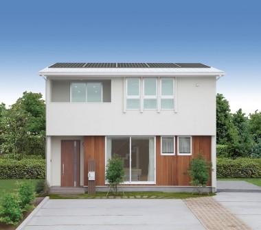 ☆32坪 等身大の高性能モデルハウス『e-smart』公開中☆
