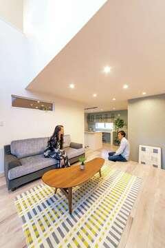 適正価格で夢を叶えたガレージのあるデザイン住宅
