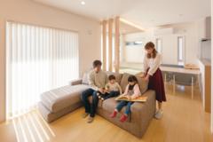 1,200万円台の注文住宅で新築後も豊かな暮らし