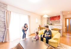 土地 、 諸経費込み2400万円 笑顔で暮らせる理想の家