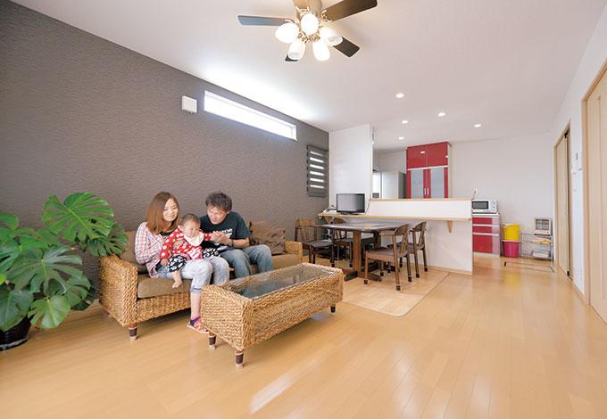 暮らしにハピネスを届ける、685万円~で叶う理想の家