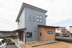 ~完全予約制住宅完成見学会~ 袋井市西田「内外通り土間のある家」