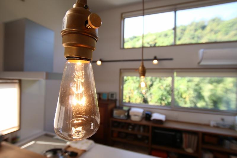 Select工房【デザイン住宅、趣味、ガレージ】細かい照明遣いもお洒落に