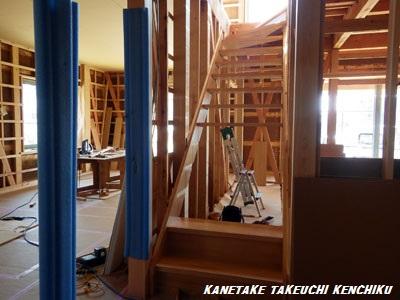 大工の造作工事をご覧いただけます!純和風住宅 10月中旬までの限定公開!
