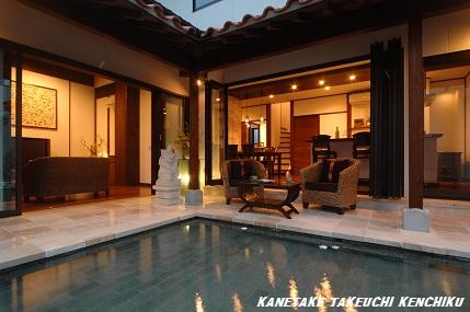新・バリスタイル住宅のホームページ完成!! ㈱カネタケ竹内建築 一棟入魂の家造り