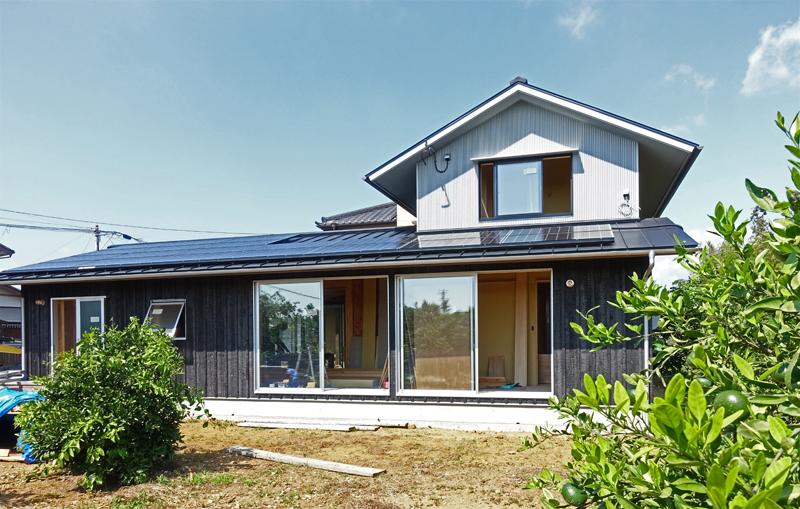 10/31(土)・11/1(日)洗濯動線の良いサンルームのある家 完成見学会開催!