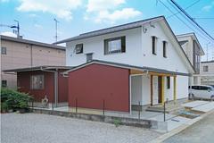 【完成見学会】広い玄関土間と繋がるガレージのある家 6/26(土)・27(日)