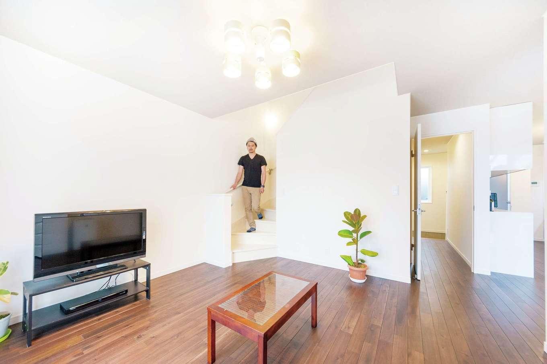 高性能で豊かに暮らせる、自然素材のコンセプトハウス