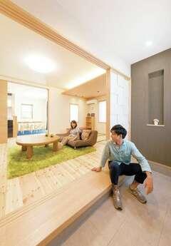R+house三島(鈴木工務店)