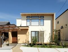 理想を形にした高性能のデザイナーズハウス