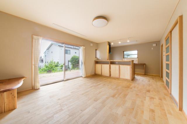 木のプロフェッショナルが作り出す 住まう人のことを一番にした「本物の木の家」