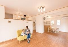 ヨーロピアンデザインに安心の性能もプラスした家