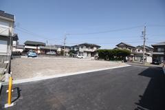 【分譲地】島田市 人気の六合地区 陽当たり良好