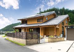 【モデルハウス】 国産木材の美しさ、丁寧な職人技を体感してみよう