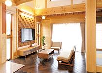 腕利き大工の技が結集した 現代に息づく〝日本の家〞
