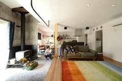 デザイン・省エネ・快適さに遊び心をプラスした家