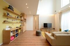 「家族みんなが収納上手になる家」モデルハウス公開中!