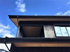 ◆要予約◆#大工と造る家 「露天風呂のある焼杉の家」見学受付中!