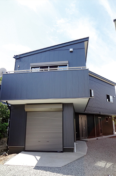 蔵一産業 モデルハウス