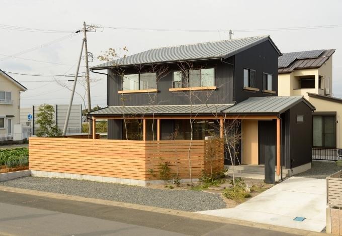 あだちの家。足立建築のイメージ