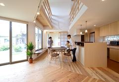 住み始めてから違いがわかる 光と風と熱をデザインする家