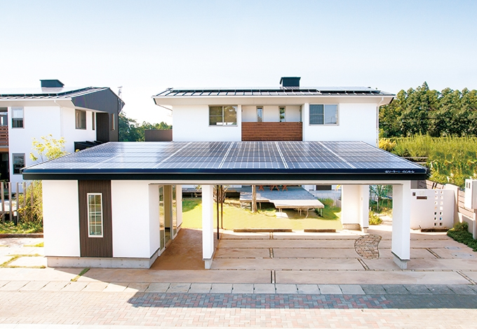OPEN HOUSE*自然素材のデザイン住宅