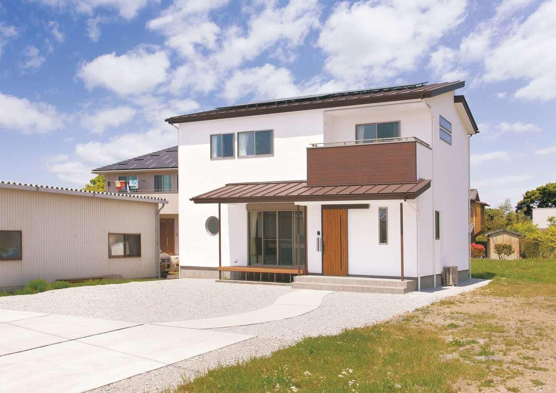 素材・間取り・デザインと「いいこと尽くし」な自然派住宅