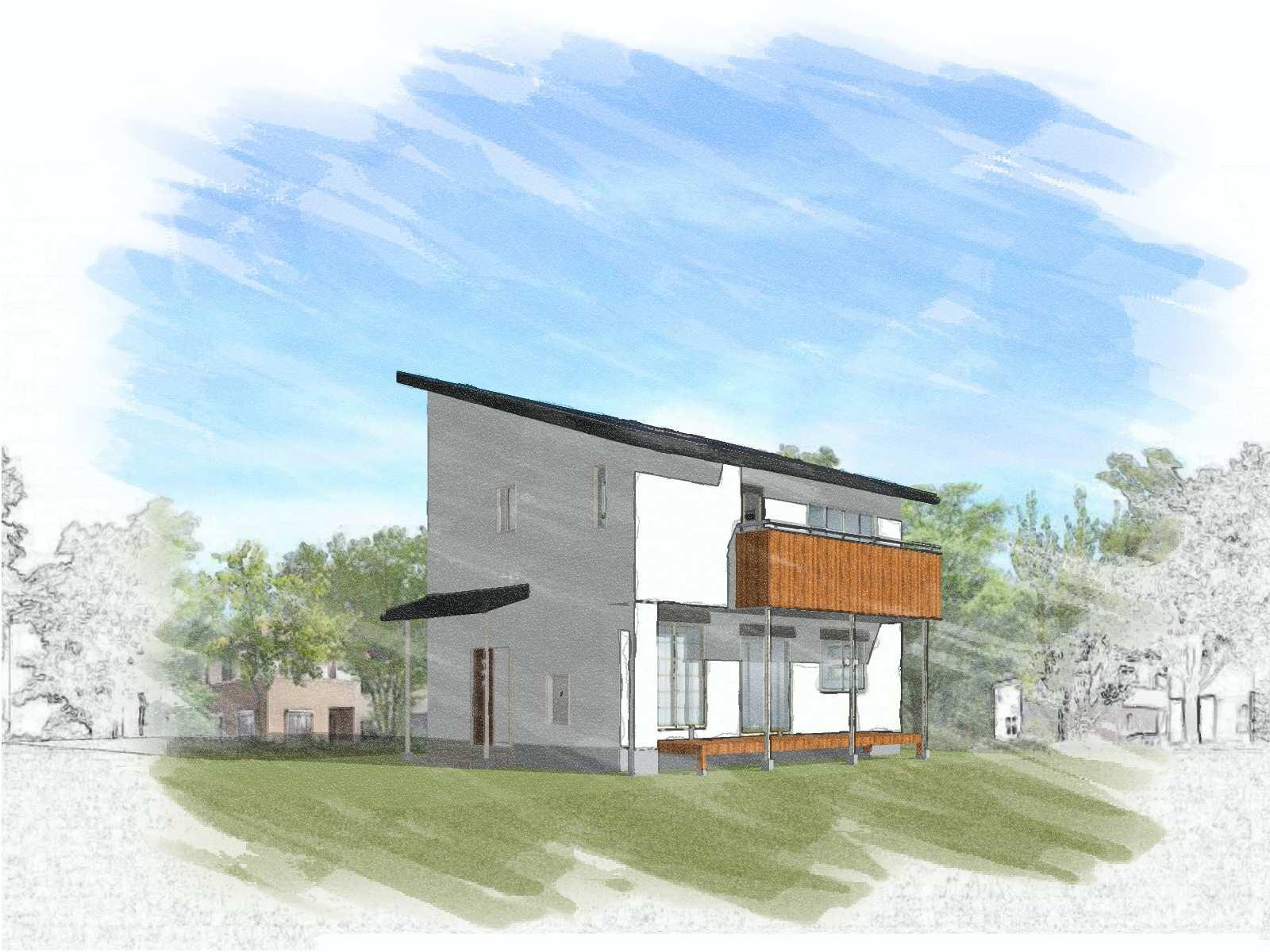 総額2,000万円で叶う 自由設計&自然素材の家