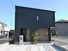 【神田町・分譲】スタイリッシュな外観、使いやすい間取りの住宅