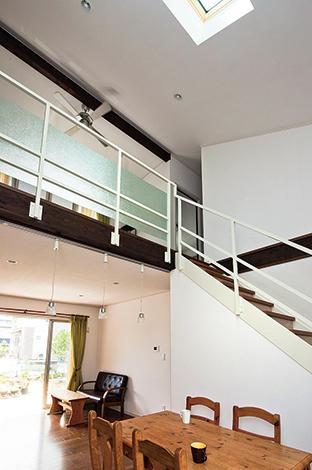 暮らしやすさを追求したコンパクトで効率のいい家