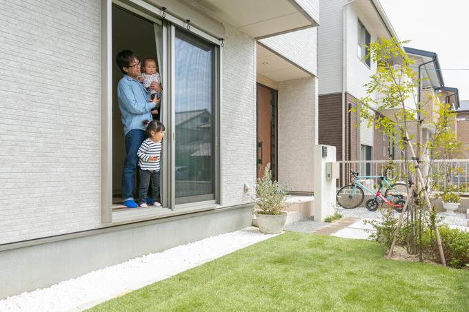 住みやすい人気エリアを厳選 上質な分譲住宅を提供