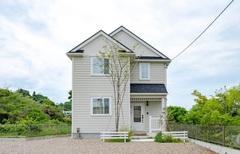 カナダ輸入住宅の モデルハウスを分譲いたします!