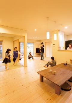 永く住むほど健康になる 温熱環境にすぐれた無垢の家