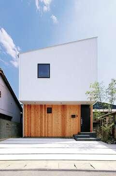 コンパクトな空間で、ゆとりの暮らしを楽しむ家