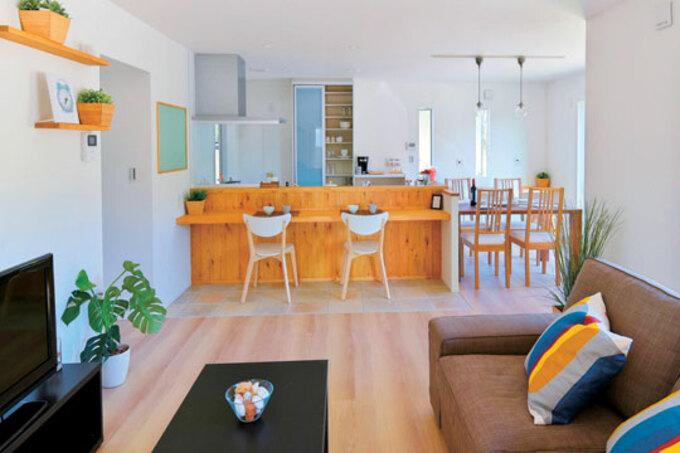 長期優良・高気密・高断熱・耐震等級3・制震 が標準仕様の長持ちする家づくり