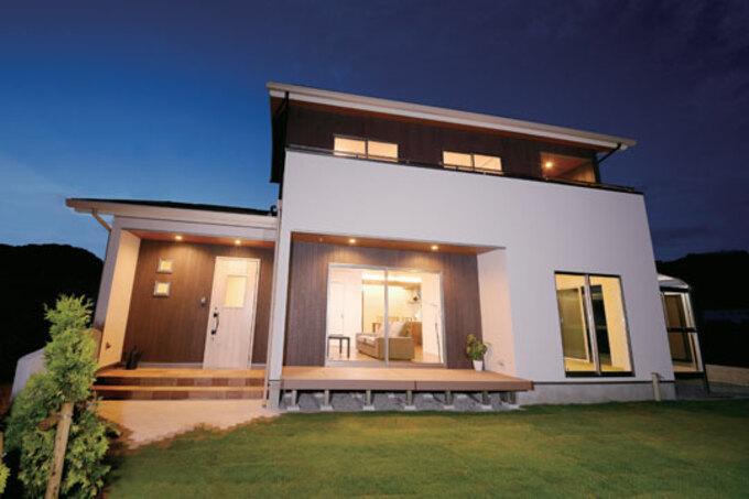 ゼロエネルギー住宅を目指す