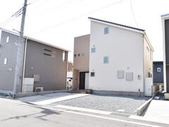 【KAWASHO分譲住宅】松本No.7:20区画分譲地内♪