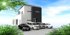 【KAWASHO分譲住宅】大岡No.19:期間限定展示モデルハウス