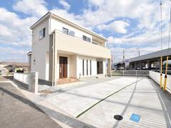 【KAWASHO分譲住宅】松本南No.2:日当たり良好な住まい♪