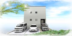 【KAWASHO分譲住宅】大岡上石田:開放感のあるリビングにたっぷり収納!
