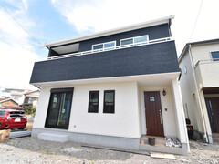 【KAWASHO分譲住宅】水戸島二丁目No.1:収納力が自慢の住まい♪